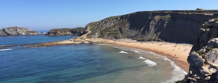 Playa Los Caballos / Umbreda is one of สถานที่ที่ Caipirinha ถูกใจ.