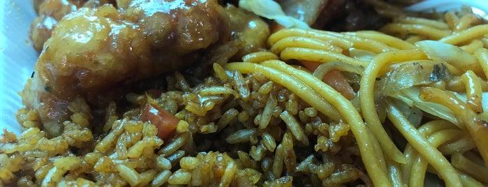 Qin Oriental Food is one of สถานที่ที่ Karen 🌻🐌🧡 ถูกใจ.