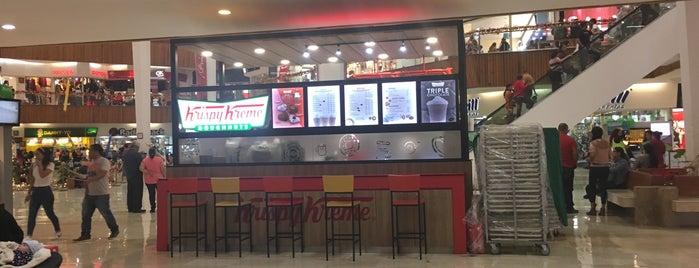Krispy Kreme is one of Ana 님이 좋아한 장소.
