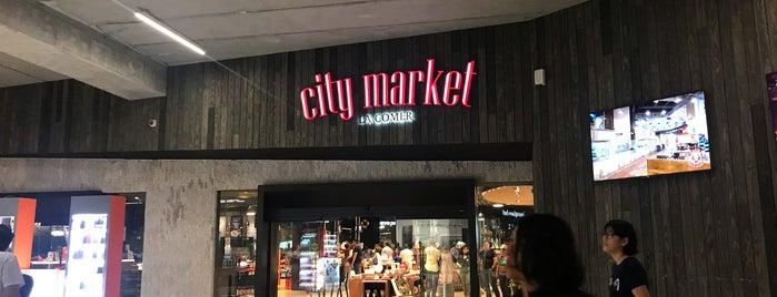 City Market is one of Jhalyv'ın Beğendiği Mekanlar.
