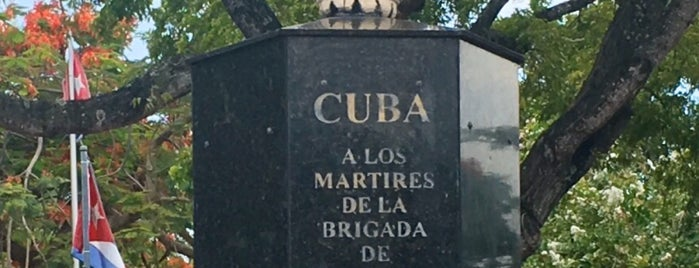 Bay Of Pigs Monument is one of FLL.