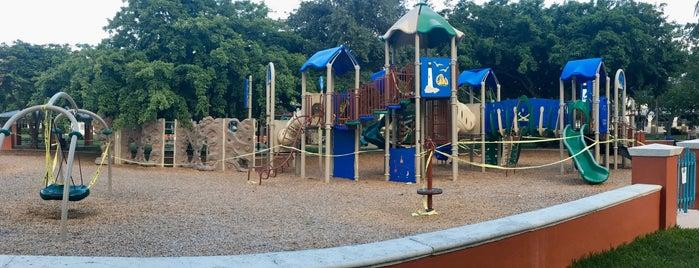 Playground @Green Village Park is one of Miami.