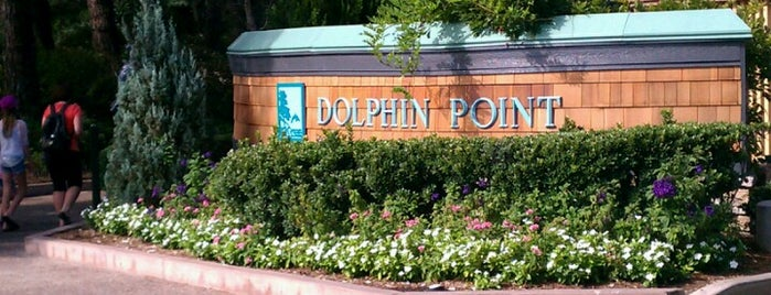 Dolphin Point is one of San Diego.