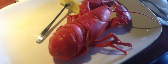 Red Lobster is one of Lugares favoritos de Chris.