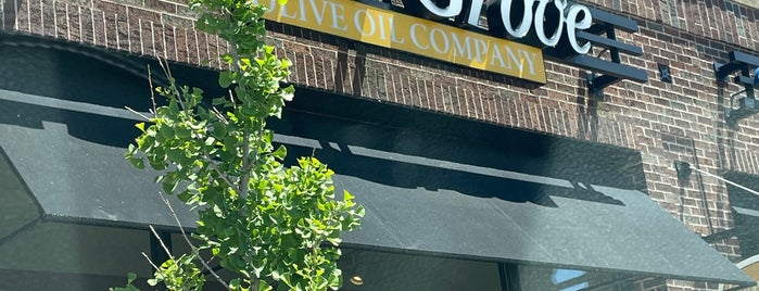 The Olive Grove is one of let's go shopping!.