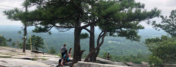 Stone Mountain Summit is one of Lugares favoritos de Patrice M.