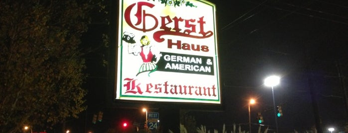Gerst Haus is one of Breweries or Bust 2.
