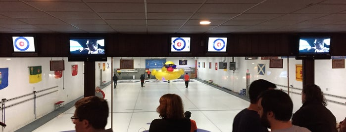 Ardsley Curling Club is one of Dobbs Ferry things.