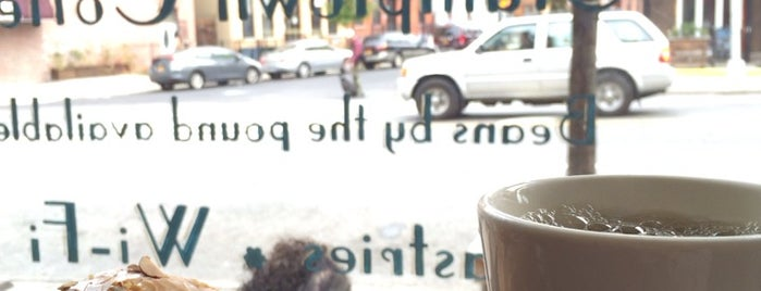 Sit & Wonder is one of Coffee Shop Scouting.