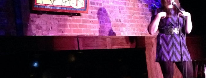 Comedy Cellar at The Village Underground is one of NY.