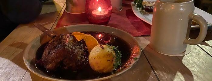 Brauhaus zur Dicken Sophie is one of Restaurants-Muenchen.