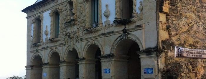 Santuário Nossa Senhora da Guia is one of Joao Pessoa.