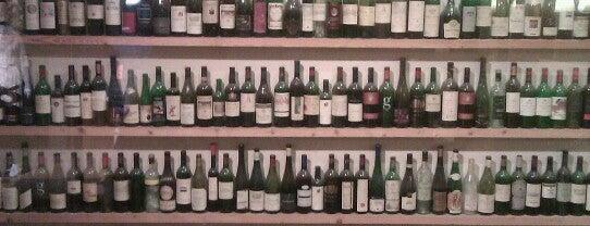 Meinl's Weinbar is one of Wien.