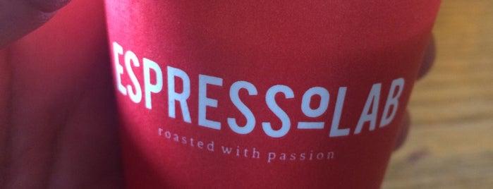 EspressoLab is one of สถานที่ที่บันทึกไว้ของ Hey.