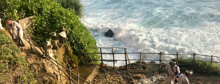 Peguyangan Waterfalls is one of Nusa Penida.