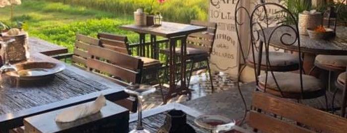Cafe Du Monyet is one of สถานที่ที่ Caro ถูกใจ.