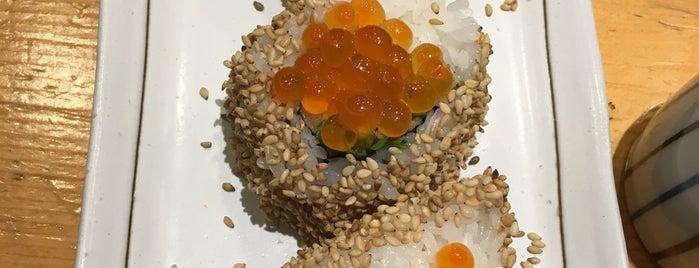 Itamae Sushi is one of Orte, die eleni gefallen.