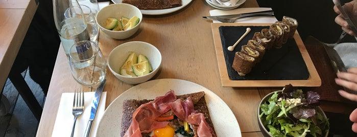 Breizh Café is one of Orte, die eleni gefallen.