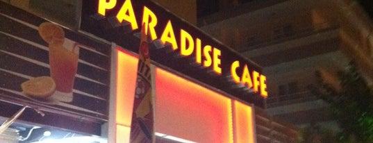 Paradise Cafe is one of Anıl : понравившиеся места.