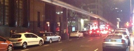 Bus 555: CBD Free Shuttle Loop Service is one of Sydney.