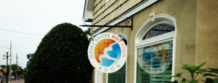 Jersey Shore Hot Yoga is one of Jersey Shore.