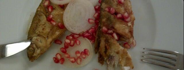 Xezri Baliq Restorani is one of Restaurants in Baku (my suggestions).