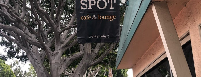 The Spot Cafe & Lounge is one of LA Coffee Shops Offering Free Wi-Fi.