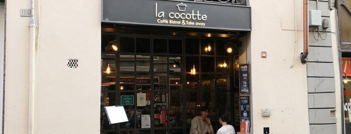 La Cocotte is one of Firenze.
