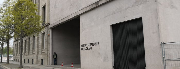 Schweizerische Botschaft is one of Joud's Liked Places.