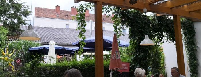 Hopferl - Das Stadtwirtshaus Gmünd is one of Lugares favoritos de Helena.