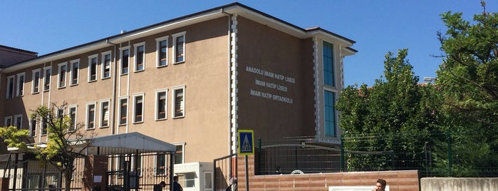 Mihraplı Abdulkadir Can Anadolu İmam Hatip Lisesi is one of Lugares favoritos de Şule.