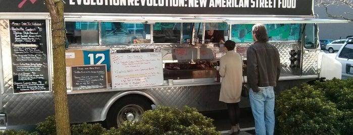 Evolution Revolution is one of Amazon Campus (SLU) Lunch Spots.
