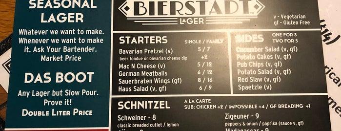 Bierstadt Lagerhaus is one of Breweries.