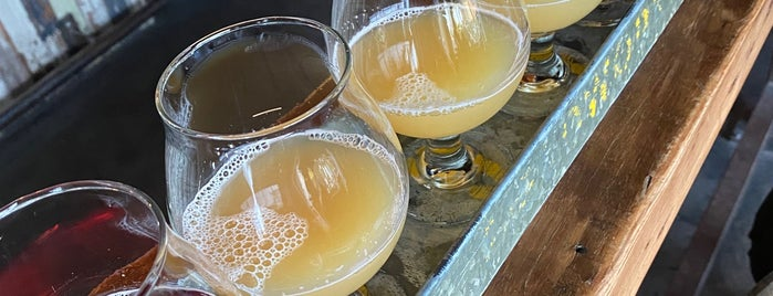 Fieldwork Brewing Company is one of Breweries.