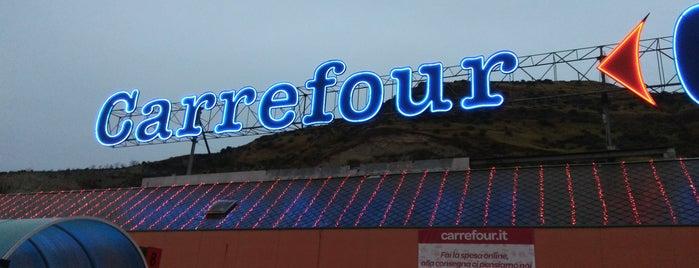 Ipermercato Carrefour - Zumpano is one of 4G Retail.