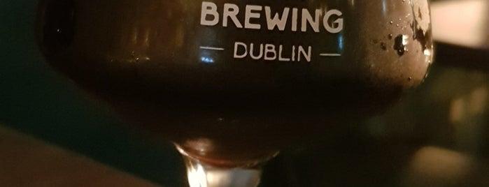 Urban Brewing is one of Dublin ToDo List.