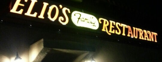 Elios Family Restaurant is one of G.D.さんのお気に入りスポット.