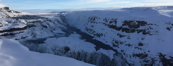 Gullfoss is one of Best of Iceland.