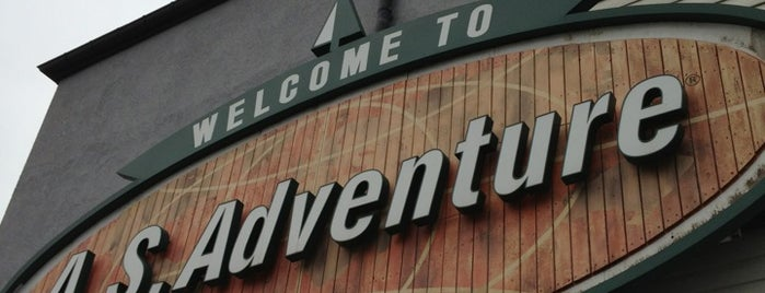 A.S.Adventure is one of สถานที่ที่ Vincent ถูกใจ.