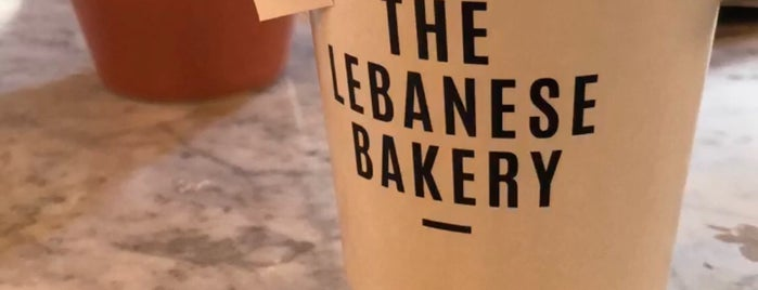 The Lebanese Bakery is one of London.
