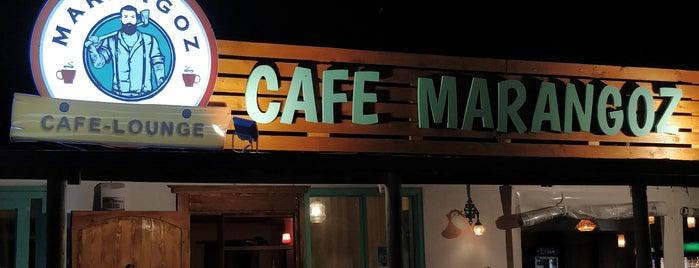 Marangoz Cafe is one of İzmir.