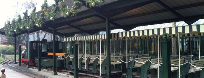 Petit Train du Jardin d'Acclimatation is one of Paris.