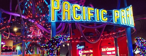 Pacific Park is one of LA weekend!.