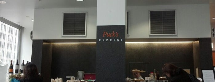 Puck's at the @MCAChicago by #WolfgangPuck is one of Chicago - To Eat At Pt. 1.