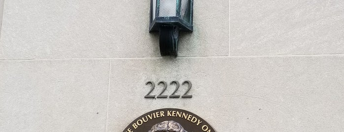 GWU Jacqueline Bouvier Kennedy Onassis Hall is one of Washington, DC.