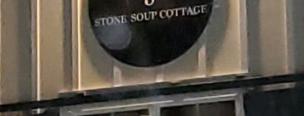 Stone Soup Cottage is one of STL.