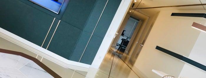 Next Level Loft Ofis is one of Orte, die BuRcak gefallen.