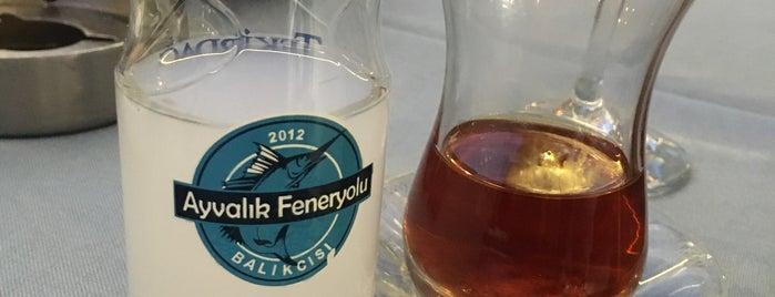 Ayvalık Feneryolu Balıkçısı is one of Doğa 님이 좋아한 장소.