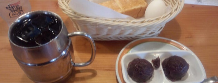 Komeda's Coffee is one of Flore 님이 좋아한 장소.