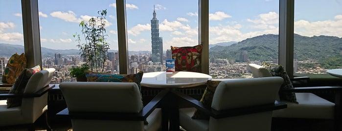 馬可波羅酒廊 Marco Polo Lounge is one of 《臺北米其林指南》 2018 餐盤餐廳 MICHELIN Guide Taipei.